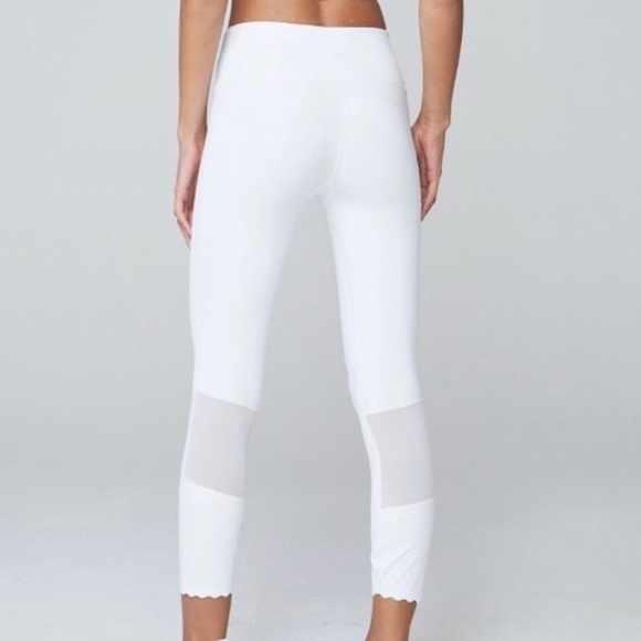 5d596229be Varley Pants | Downing 34 Leggings White S | Poshmark